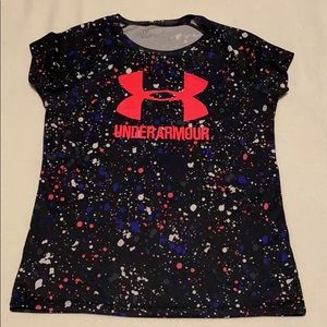 Youth Under Armour t-shirt